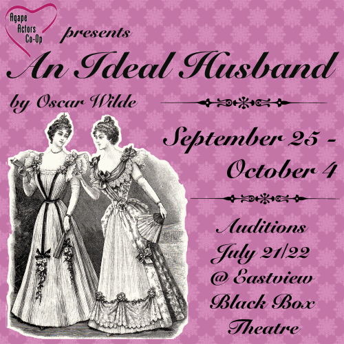 An Ideal Husband Logo 2